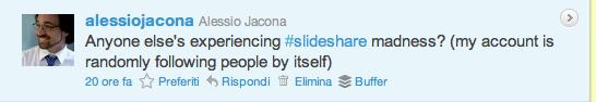 tweet per slideshare