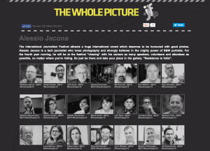 The Whole Picture - International Journalism Fest